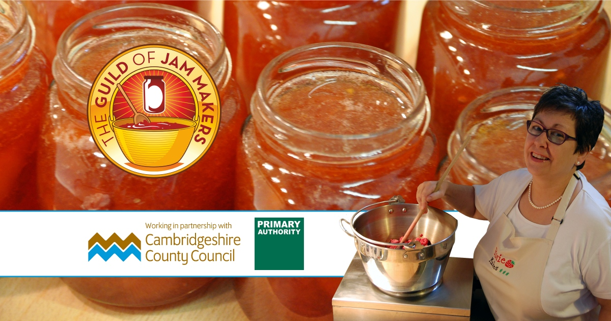 About the guild of jam and preserve makers